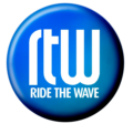 Company | RTW Ride the Wave Logo